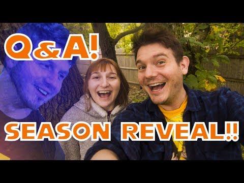 Q and A Season Reveal!? 🤔   Sasso Studios