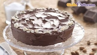 Decadent Chocolate Torte - Recipe