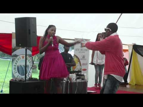 tasha & mobg performing party nite @ miss h-metro