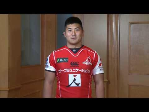 松橋選手コメント From Shuhei MATSUHASHI