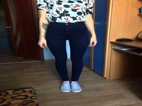 ใส่กางเกงยีนส์ให้สวย ความยาวกางเกงยีนส์ เสื้อยีนส์ใส่กับกางเกงอะไร กางเกงยีนส์ทรงหลวม