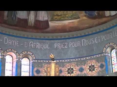 Notre Dame d'Afrique à Alger