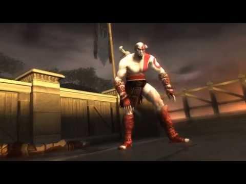 PPSSPP Emulator 0.9.8 | God of War (NTSC-J) [1080p HD] | Sony PSP