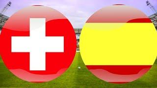 Футбол Евро 2020 Швейцария Испания итог и результат Чемпионат Европы по футболу 2020