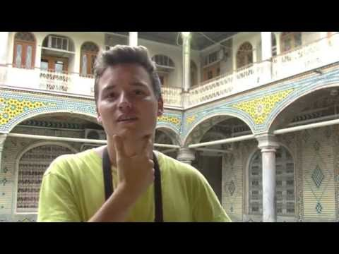 STREET INTERVIEWS WITH TOURISTS IN IRAN ABOUT WHY THEY THINK IRAN IS AMAZING!