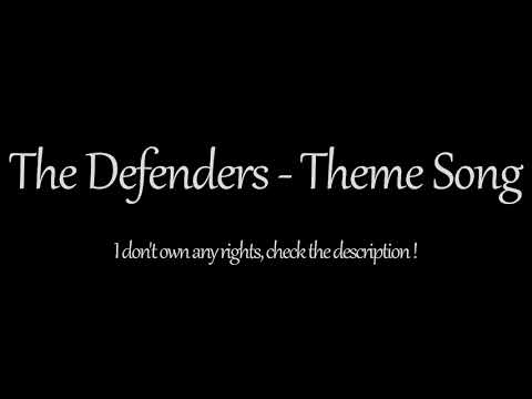 The Defenders - Theme Song (1 Hour)