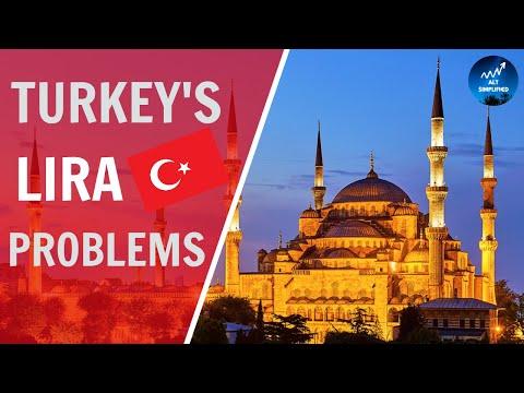 Why has the Turkish Lira Weakened? A Story of Turkey's Economy (2020)
