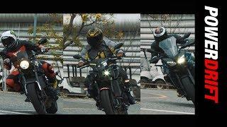 Yamaha Thailand : MotoGP, 2018 MT 09 and More : PowerDrift