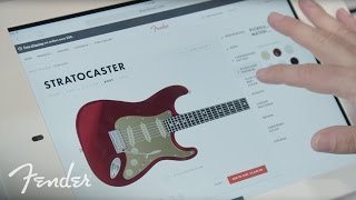 NAMM 2017: Experience the Fender Mod Shop