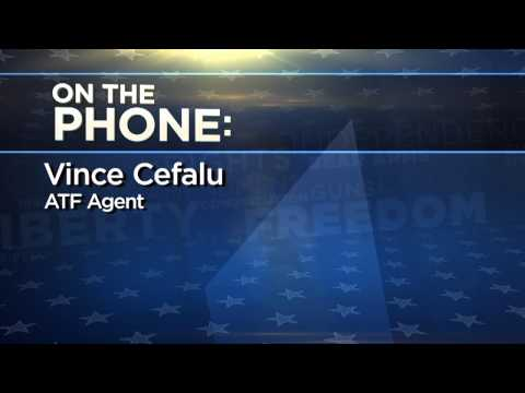Office of Special Counsel: Give ATF Agent Vince Cefalu His Job Back