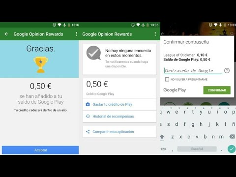 Google opinion rewards apk 2019 | 10 Android applications to