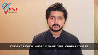 Android Game Development (Unity 3D) Course