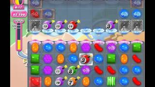 Candy Crush Saga Level 1602 (No booster, 3 Stars)