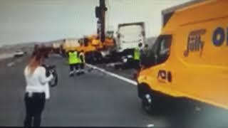 Video incidente a14 2