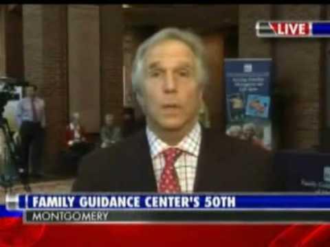 Henry Winkler Family Guidance Center 50th Anniversary Celebration