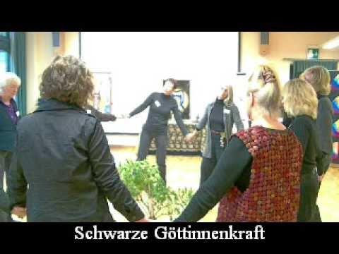 Frauenforum - Rückbindung an die weibliche Schöpferkraft.wmv