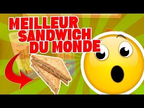 LE MEILLEUR SANDWICH DU MONDE !