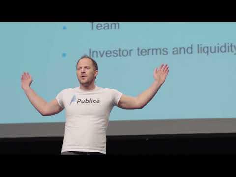 Publica Presentation at d10e conference in Davos
