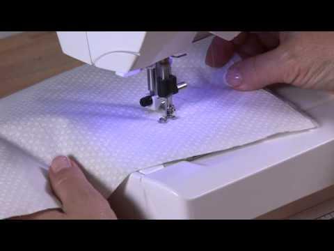 Sewing Machine Parts & Accessories Presser Feet Designer II Quilt ...