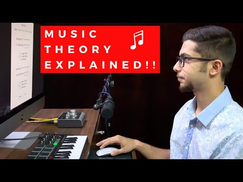 (In Hindi) Basic Music Theory For Music Production