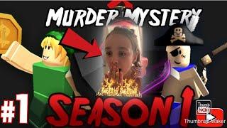 Roblox- Eu Jogando (Murder Mystery) #1