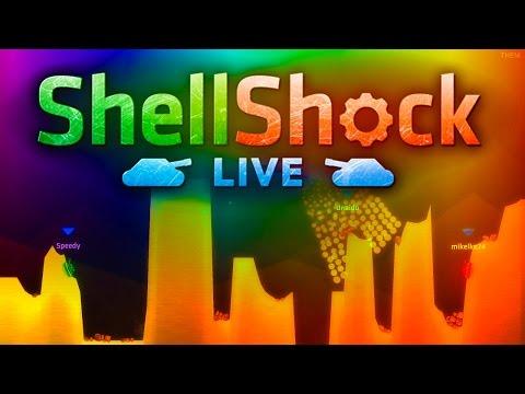 SIDEY'S LEFT NUT!? - ShellShock Live!