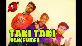 Taki Taki - DJ snake ft.selena gomez,Ozuna,cardi B | Dance Choreography