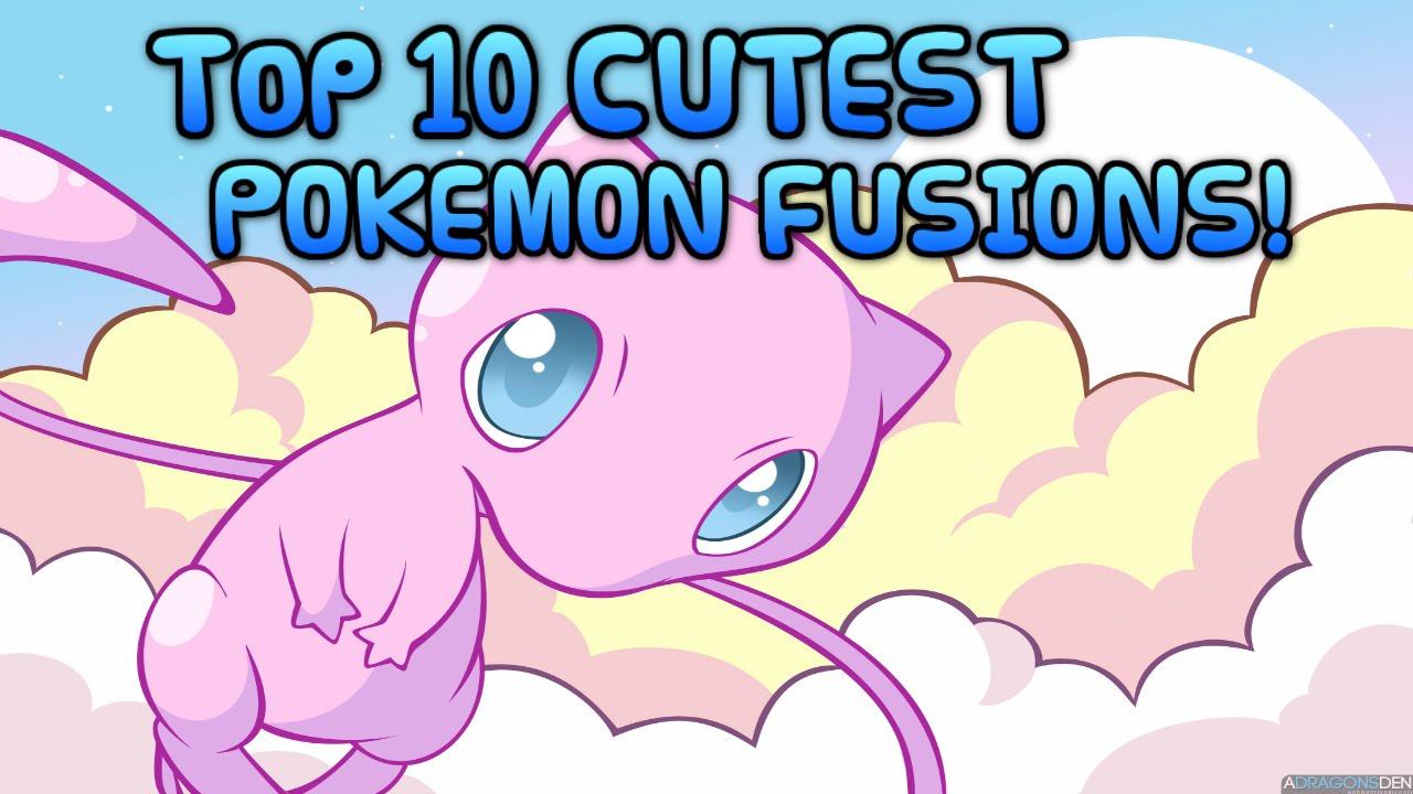 Top 10 cutest pokemon fusions youtube - Cute pokemon fusions ...