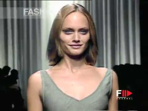 """Amber Valletta"" Flashback by FashionChannel"