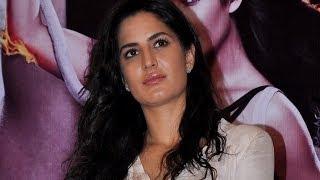 Katrina Kaif on Dhoom 3