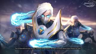 MK11 Frost ENDING (Mortal Kombat 11 Frost Klassic Tower ENDING)