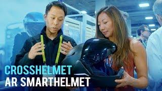 CrossHelmet is the Future of Motorcycle Helmets