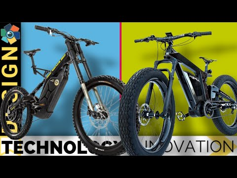 10 ELECTRIC BIKES THAT DEFINE COOL 2018
