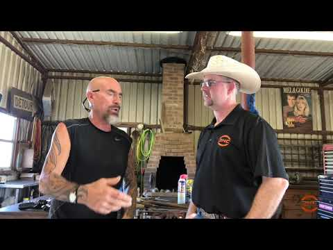 Tommy Boudreau Master Farrier Episode 1