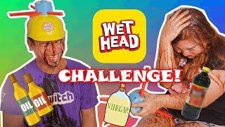 Wet head Bbw