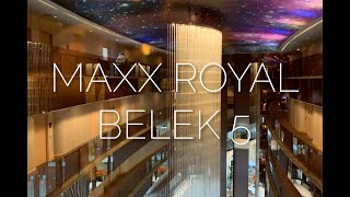 Обзор отеля Maxx Royal Belek Golf Resort 5 (Viko Travel)