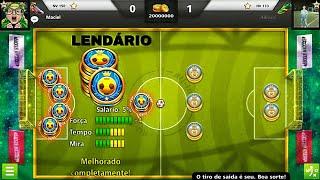 Soccer stars Allin20M Maciel Vs Alireza team Legendary