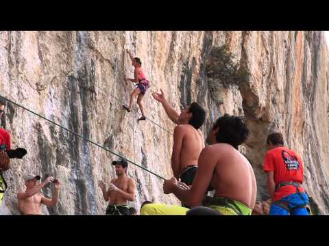 1st The North Face Climbing Festival 2012 Kalymnos - Episode 1