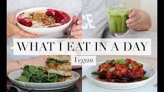 What I Eat in a Day #28 (Vegan/Plant-based) | JessBeautician