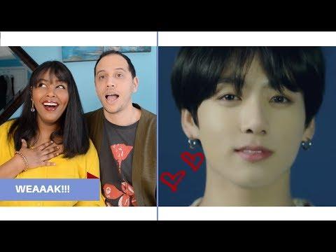 BTS Euphoria : Theme of LOVE YOURSELF 起 Wonder REACTION (BTS REACTION)