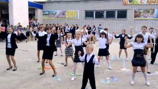 """Флешмоб на 1 сентября 2013 """"школа №1"""""""