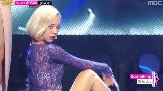 Girl's Day - Something, 걸스데이 - 썸씽, Music Core 20140125 thumbnail