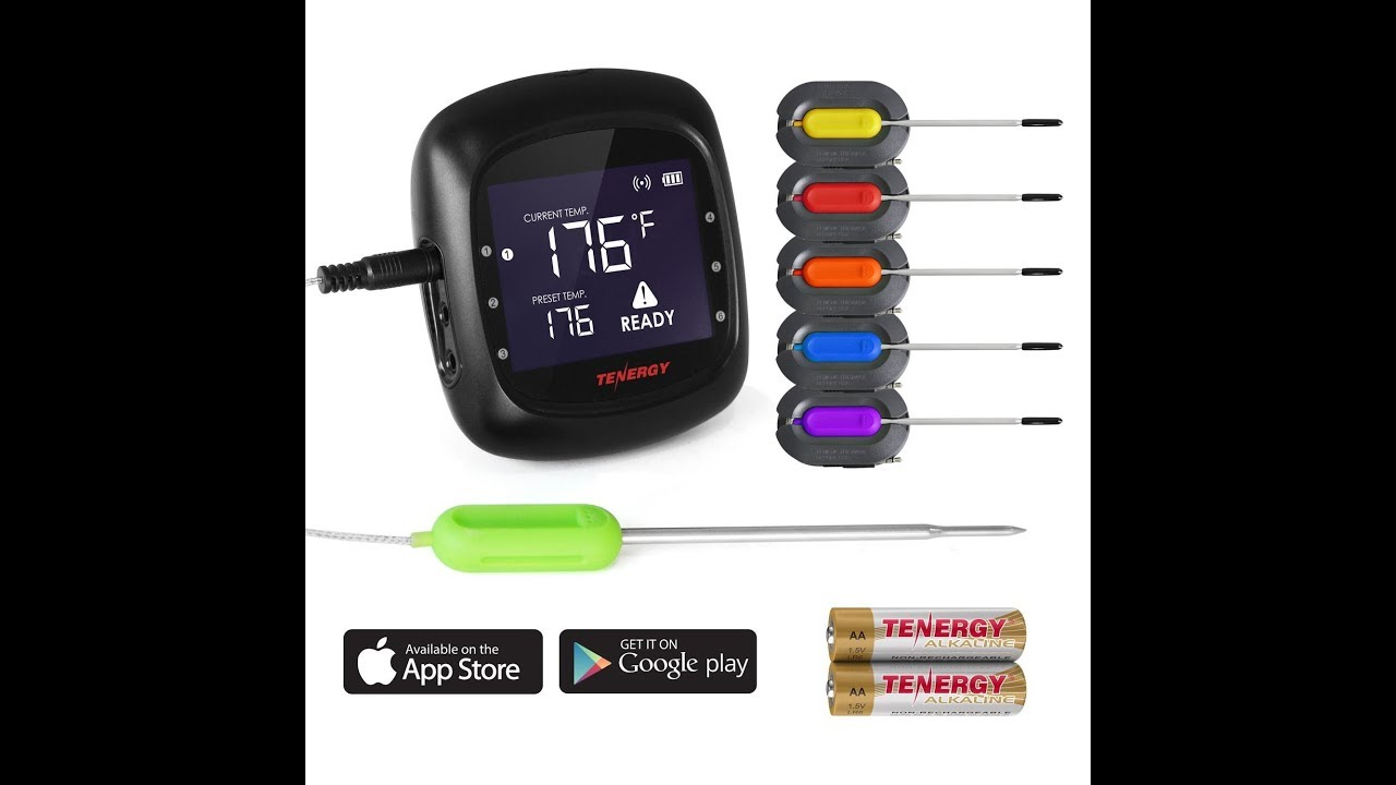 Tenergy Solis Meat Thermometer Unboxing and Review