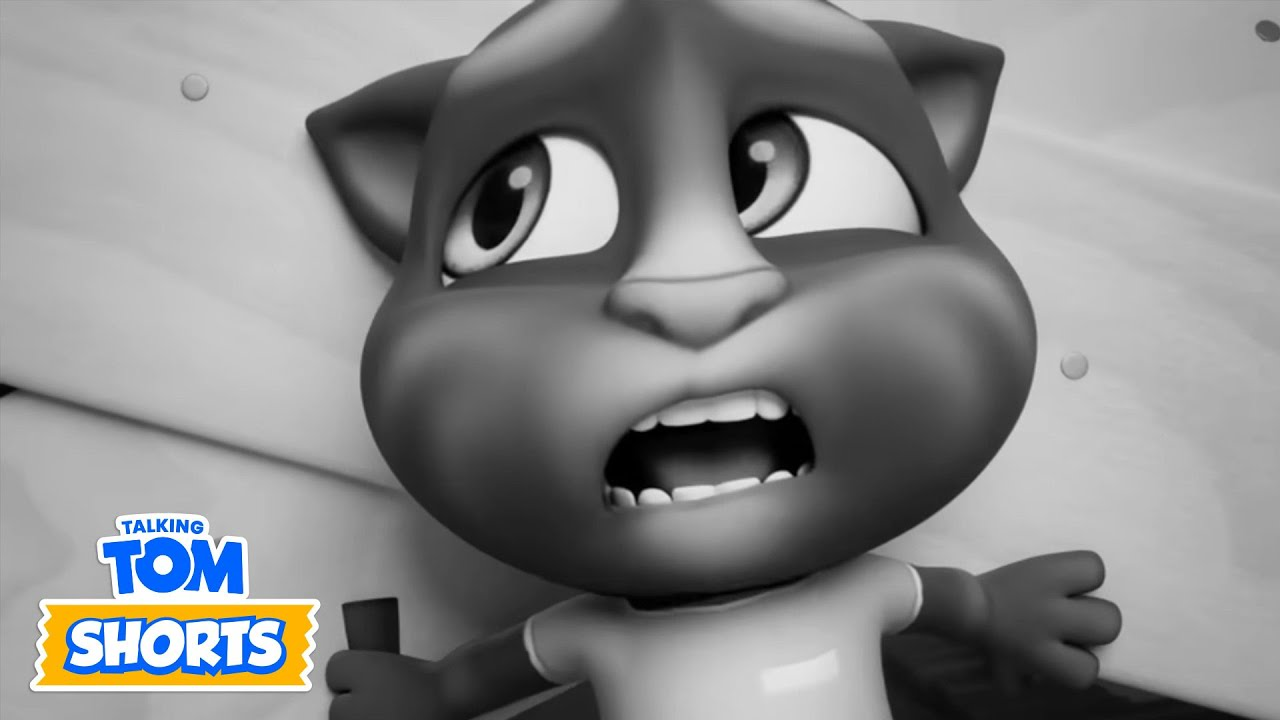 👻 Spooky Story Competition 🕷🎃 - Talking Tom Shorts (S2 Episode 27)