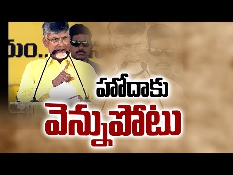 The Fourth Estate | Chandrababu Accepted YS Jagan's Fight on AP Special Status | - 21st March 2019