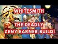 WHITESMITH BUILD FOR FAST EXP AND ZENY