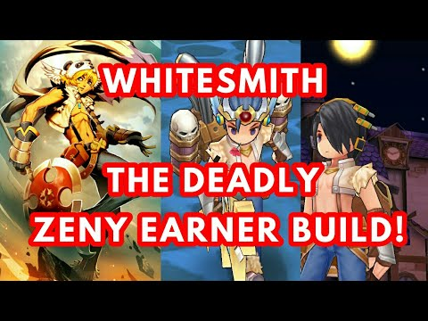 WHITESMITH BUILD FOR FAST EXP AND ZENY - Most Popular Videos