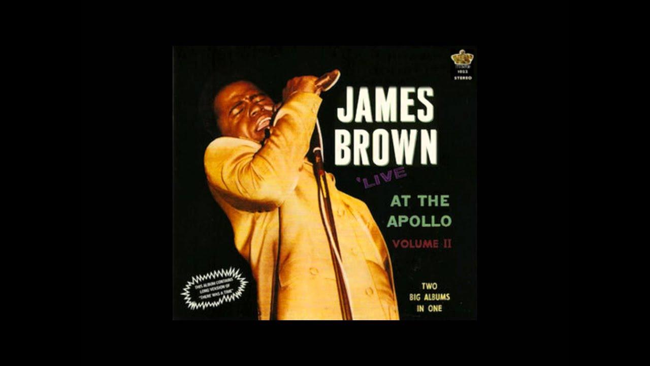 James Brown - 'Live' At The Apollo
