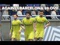 CAMPAIGN MASTER AGAINST BARCELONA 99 OVR | BETTER CHEMISTRY | FIFA MOBILE 19