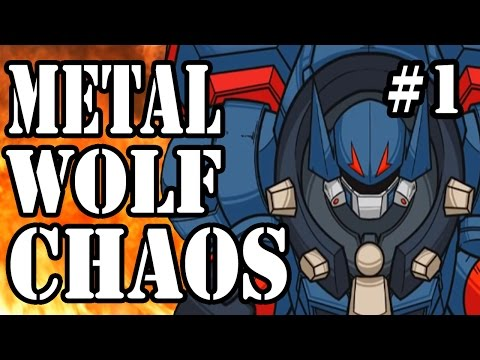 Super Best Friends Play Metal Wolf Chaos (Part 1)